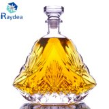 botella de cristal 1000ml en calidad de gama alta del pedernal