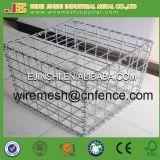 角目の形および溶接された網のタイプGabionのバスケット中国製
