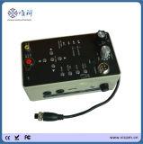 Video audio macchina fotografica di controllo della conduttura di Recoring con il contatore del tester