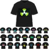 T-shirts graphiques du palonnier DEL