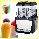 De 2 Bevroren Kom Bevroren Machine van uitstekende kwaliteit van de Sneeuwbrij van de Koffie op Verkoop