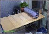 Hoja transparente del PVC, hoja flexible del PVC, losa suave de la tarjeta del PVC