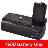 Цифровые зеркальные фотокамеры Портативный аккумулятор ручка для Canon 450D 1000D XSi мятежников
