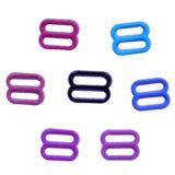 Regolatore rivestito di nylon dell'anello del reggiseno per biancheria, biancheria intima