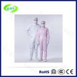 Одежда работы ESD высокого качества с Workwear крышки противостатическим