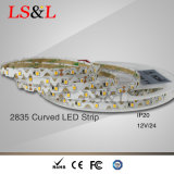 Striplight Bendable 60LEDs/M do diodo emissor de luz da propaganda 2835SMD, 14.4W/M, 3000K/4000K/6000K