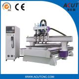 Маршрутизатор CNC Woodworking 4 Auomatic 1325 отростчатый