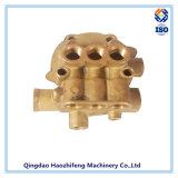 Pezzo fuso di sabbia Bronze per i blocchetti idraulici della valvola