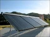 Collettore solare del tubo spaccato del condotto termico (STAZIONE TERMALE)