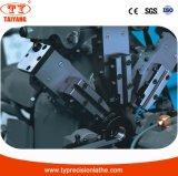 Alta velocidad y alta precisión de torno automático para el corte, la grabación, procesamiento de tornillo
