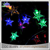 多彩なクリスマスの防水装飾LEDの豪華な豆電球