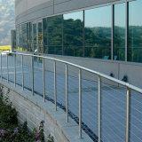 계단과 발코니를 위한 스테인리스 케이블 방책