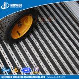 Hochleistungsaluminiumeingangs-Fußboden-Fußmatten im Parkhaus