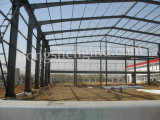 Vertientes prefabricadas del acero de China con el fabricante profesional