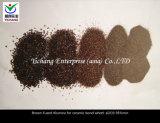 Ossido di alluminio del Brown per la rotella schiava di ceramica