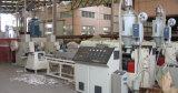 플라스틱 PVC 구석 굴곡 또는 가장자리 밴딩 또는 악대 단면도 밀어남 생산 라인