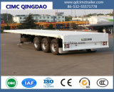 Cimc 40FT 2/3 Axle Semi-remorque porte container