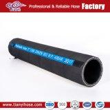 Draht-umsponnene hydraulische Schlauchleitung-flexible Gummischlauch-Hochdruckhersteller