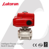 "Wenzhou Supplier CF8 2 ""Shutoff Electric Ball Valve"