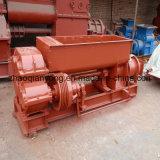 混合物が付いている非Jzx300真空の粘土の煉瓦押出機機械