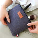 Meilleures ventes de matériel de feutre pinceau de maquillage Sac Sac cosmétique