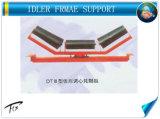 B1400 Dtii Support du rouleau de transporteur à courroie