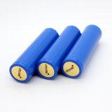 電気Solorのエネルギー蓄積のための高容量3.7V 2200mAh 18650の1c深いサイクル電池セル