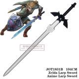 La legenda della spada 104cm Jot1831/Jot1831b di Larp della spada di Zelda
