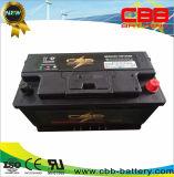 Batterie de soldat de marine de batterie d'accumulateurs de véhicule de Mf60038 12V 100ah Mf
