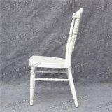 Mobília ao ar livre da cadeira branca do banquete do casamento (YC-A07W)