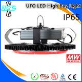 100W OVNI Highbay LED Luz Pendente industrial para o Depósito/Oficina