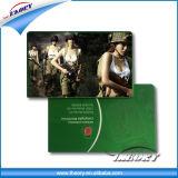 Cartão esperto superior da identificação do vendedor 13.56MHz RFID NFC com escrita dos dados da impressão