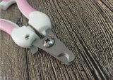 Forbici ultra taglienti dell'animale domestico dell'acciaio inossidabile con la protezione rotativa di sicurezza