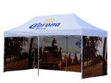 カスタム10X20おおいのテントの屋外の折りたたみの携帯用おおいのテント