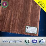 Auで普及した木製カラーPVC天井のタイル非常に