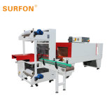 Pet Bottle Shrink Sleeve Wrapping Machine for Bottle Box Can