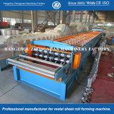 Het Vormen zich van het Broodje van Decking de Automatische Machine van het Metaal van het Blad van de Machine