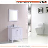 Новый продукт с возможностью горячей замены твердого дерева туалетный столик в ванной комнате с мрамором место на кухонном столе