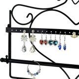 Remise de paroi simple présentoir bijoux en métal
