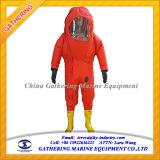 Tipo de Serviço Pesado fato de protecção química