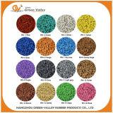 EPDM гранулы EPDM частиц резиновый пол в различных цветов