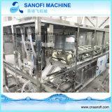 Compléter la ligne remplissante machine de l'eau de bouteille de 5 gallons
