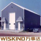 Легких стальных модульный дом с стальные балки Сэндвич панели