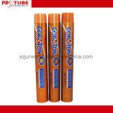 Colorant capillaire du tube d'emballage en aluminium