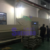 A velocidade horizontal de limalha de aço Briquetagem Pressione para reciclagem