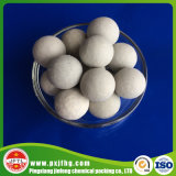 Bola de cerámica del alúmina inerte Al2O3 de la alta calidad 23-99%%