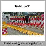 道の妨げトラフィックの妨げ軍隊の妨げ軍の妨げ警察の携帯用道路閉塞