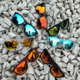 Novo design quente Verde personalizado de protecção UV polarizada homens Fashion óculos de sol