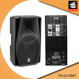 15 Spreker ps-2215BBT van de PA van de FM van de Macht van Bluetooth van de duim 150W de Actieve PRO