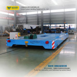 Camion motorizzato autoalimentato di trasferimento della guida della bobina di cavo che tratta rimorchio per industria